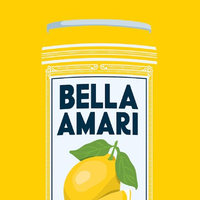 Lightly sparkling Italian-style spritz with natural lemon flavour that delivers the perfect balance of sweetness and bitterness. ✨ Spritz de style italien légèrement pétillant avec un arôme de citron naturel qui propose le parfait équilibre de caractère sucré et d'amertume.