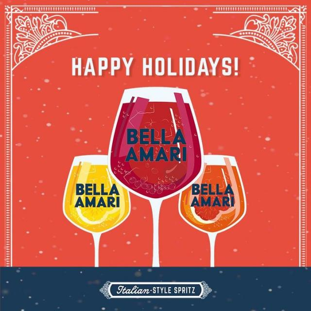 Happy Holidays! ❤️🥂 . Joyeuses Fêtes! ❤️🥂 . #beautifullybittersweet #douceamertume
